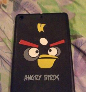 Чехол - бампер Angry birds для iPad mini 1