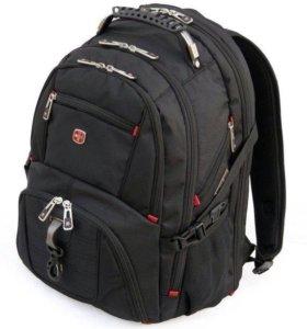 🔵Швейцарский рюкзак 8112