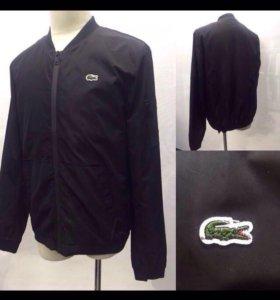 Куртка ветровка мужская новая Armani Lacoste