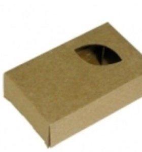 Крафт коробочка