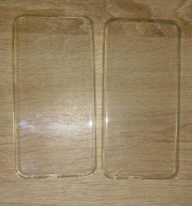 1 Прозрачный силиконовый чехол для HTC one а 9