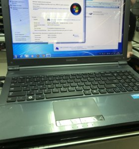 Надежный ноутбук Samsung rc510 i3 320gb 315gt