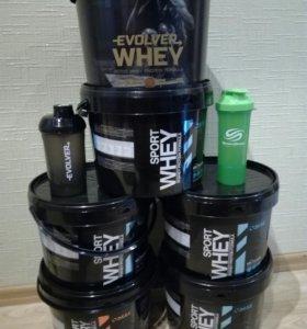 WHEY Сывороточный Протеин. 4 килограмма