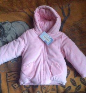 Куртка детская ( весна/осень)