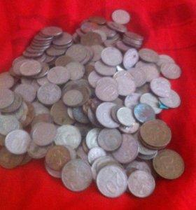 Монеты с 1961 года до 1993