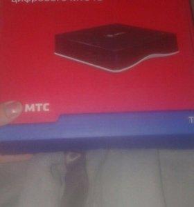 Продам мтс декодер для домашнего цифрового ТВ
