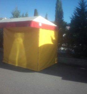 Торговая палатка 2,5*2.2