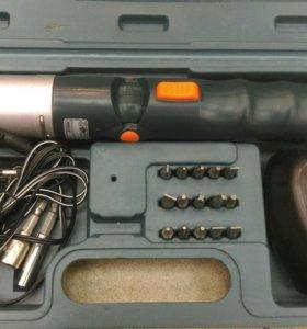 Электро отвертка Bort BAS-36