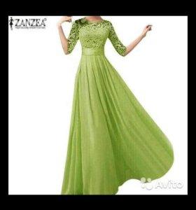 Новое платье р.56