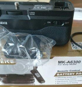 Батарейный блок для Sony A6000 и A6300