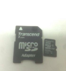 SD карта 32Gb 10 класс