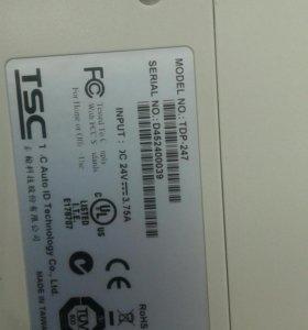 Принтер для этикеток TSC top-247