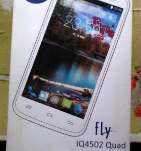 FLY IQ 4502