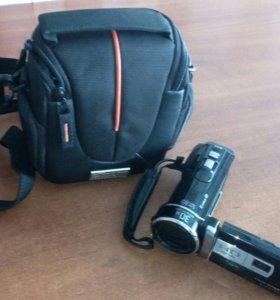 Видеокамера с проэктором