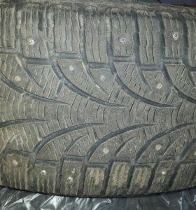 Зимние шины pirelli 215 х50 r17