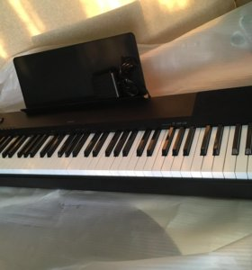 Пианино цифровое Casio CDP-120bk +чехол и стойка