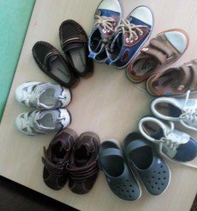 Обувь разная, 12-14см по стельке