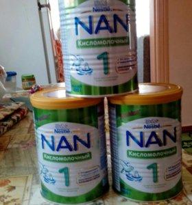 NAN 1 кисломолочный