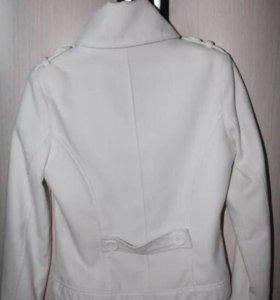 Укорочённое пальто,размер М