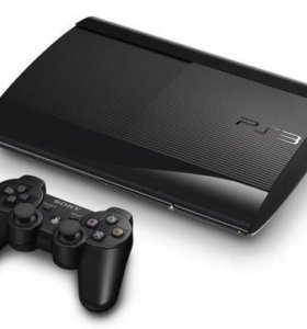 Продам Sony PlayStation 3 super slim