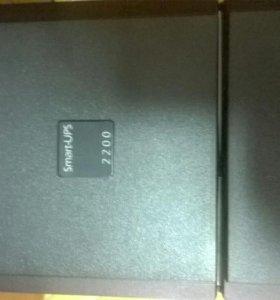 Продается ИБП APC Smart 2200VA