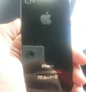 Айфон 4 идеально 16 гиг