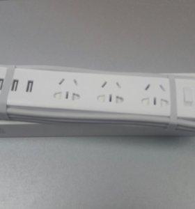 Удлинитель Xiaomi Mi Power Strip