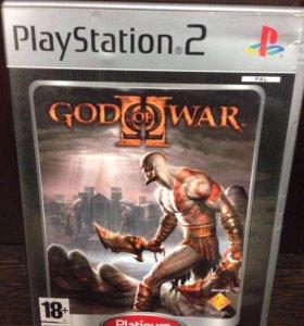 God of War 2 PS2