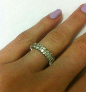 Кольцо сереб. 925