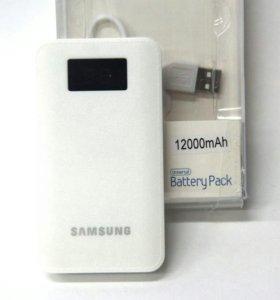 зарядка портативная Power Bank +экран CO-04