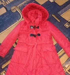 Пальто на 4года-1000руб.