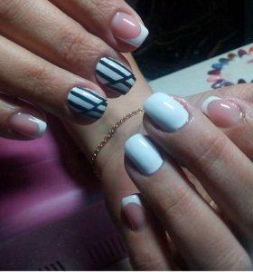Ногти гель
