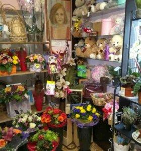 Магазин Цветочный