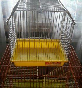 Клетка для крыс, хомяков и морских свинок