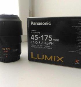 Объектив Panasonic 45-175