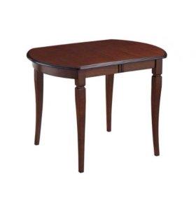 Новый раздвижной стол из массива!