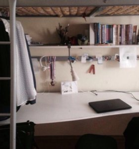 Кровать+стол