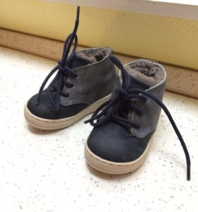 Детские ботинки ZARA BABY