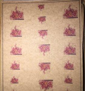 Ногтевые слайдеры