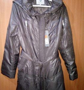 Куртка- пальто 48-50