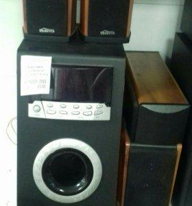 Активная акустика Topdevice TDE 430
