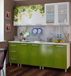 Кухня мдф 2 м