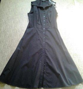 Платье миди H&M р 44