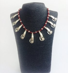 Бусы, колье, ожерелье