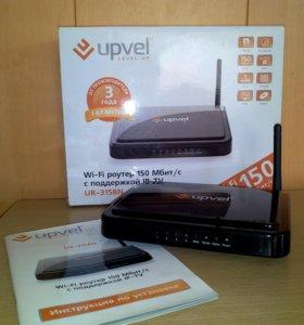 Wi-Fi роутер. UR-315BN