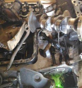 Двигатель для L200 4D56