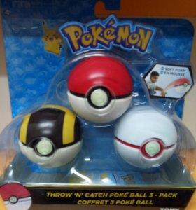 Pokemon Throw and Catch