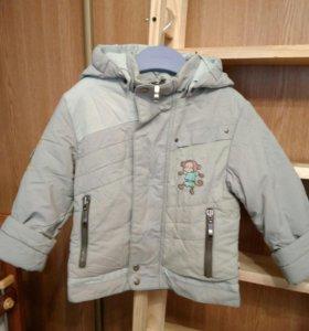 Демисезонная куртка 86 размер