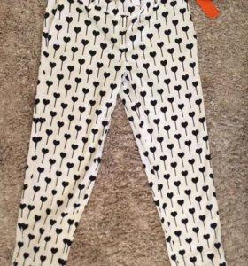Новые Летние брюки Капри