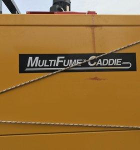 Передвижной механический фильтр MFC-1200